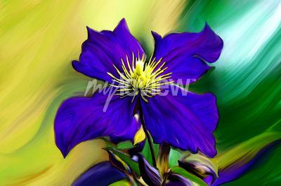Фотообои Nadmorski Kwiat