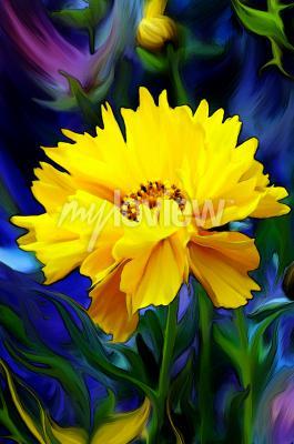 Фотообои Słoneczny Kwiat