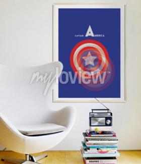 Фотообои Капитан Америка