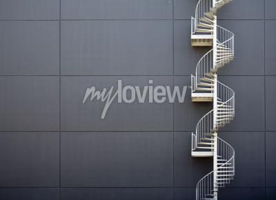 Фотообои Аварийные лестницы