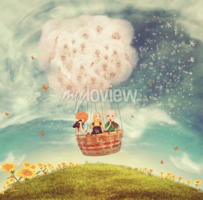 Фотообои Волшебный шар