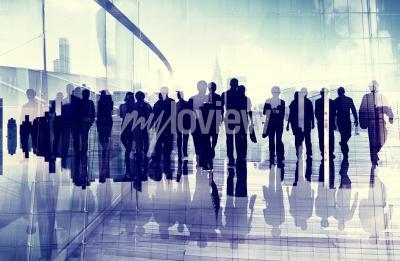 Картина Концепция Этнос Бизнес Люди Профессиональные Профессия Офис