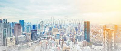 Фотообои Азия Бизнес-концепция для недвижимости и корпоративного строительства