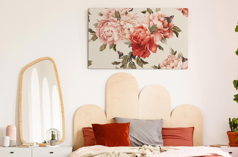 Картина Цветущие цветы